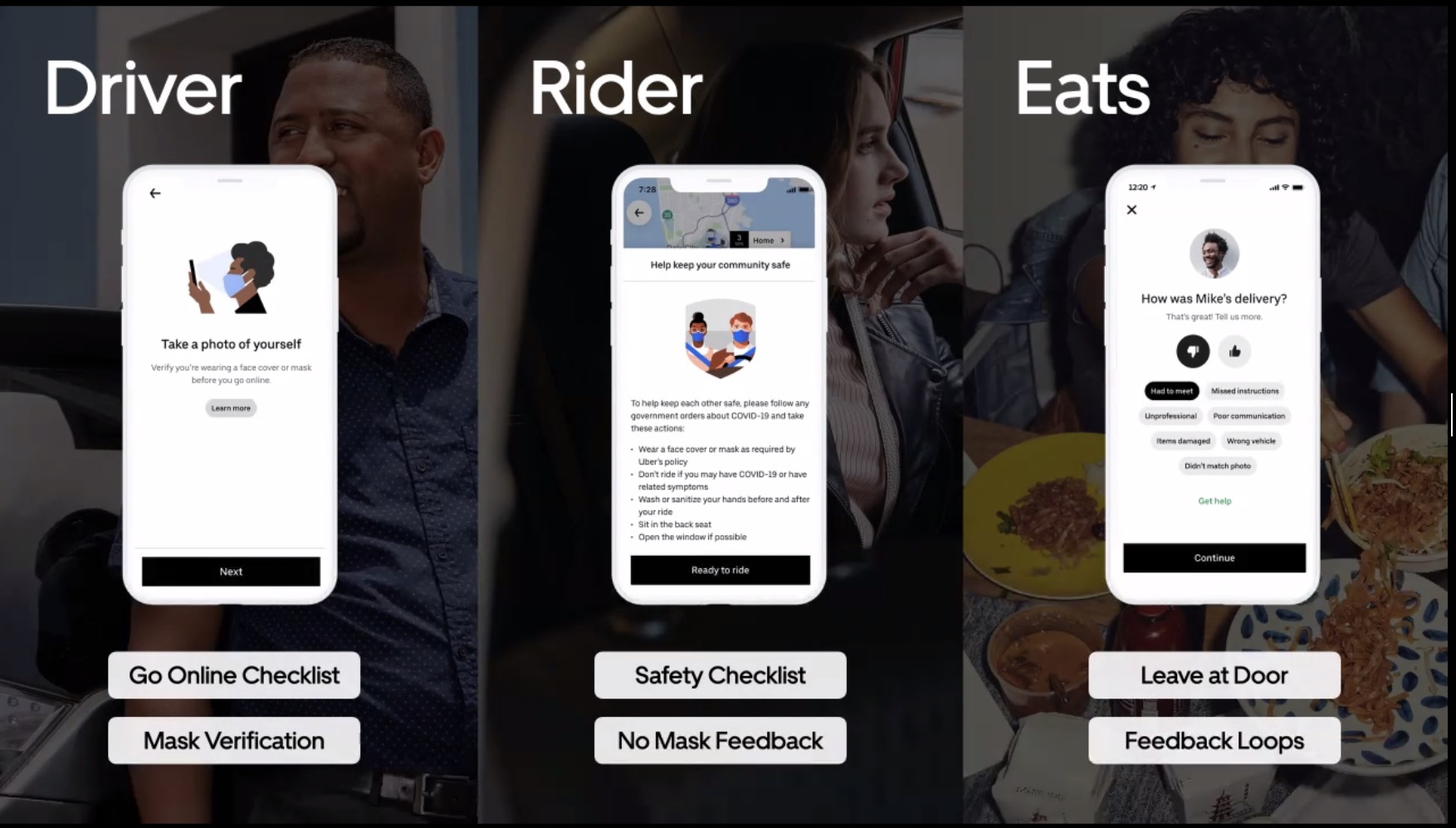 Here's your Uber ride will change, starting May 18 thumbnail