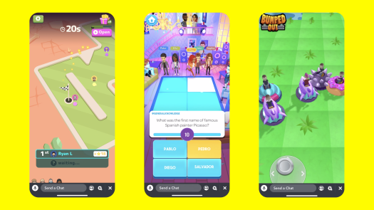 Snap lets you play as your Bitmoji in third-party games – TechCrunch 2