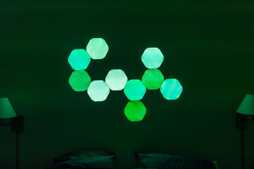 Nanoleaf's new Hexagon Shapes are a surprisingly lively and organic addition to your home decor – TechCrunch 4