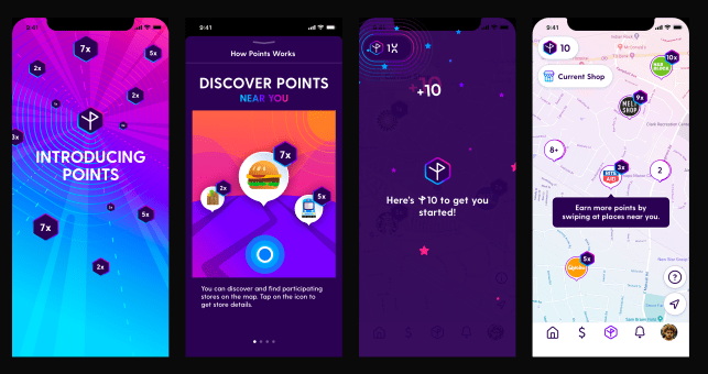 Mobile bank Current launches a points rewards program for debit card users