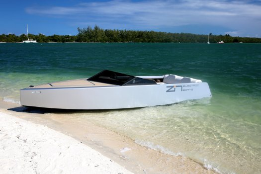 Zin Boats reinvents the electric speedboat in a bid to become the Tesla of the sea – TechCrunch 2