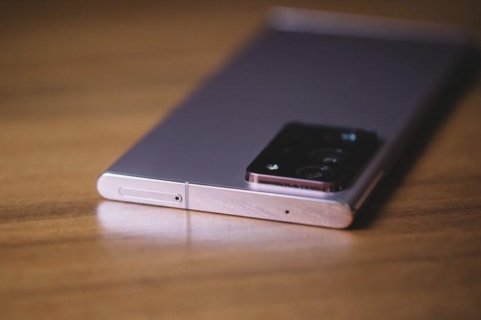 Samsung Galaxy Note 20 Ultra Review Techcrunch