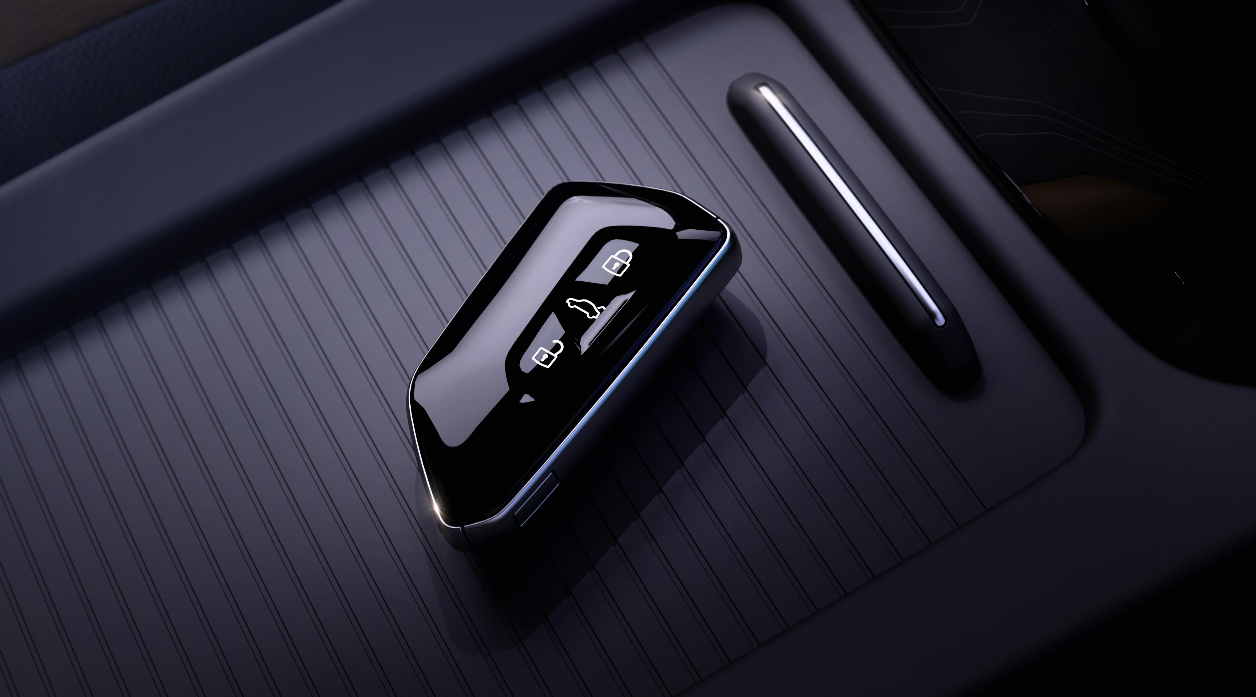 Volkswagen ID.4 key fob