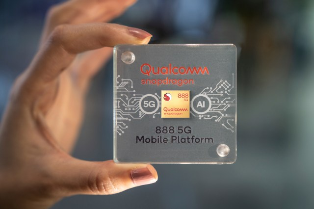 Qualcomm announces the new Snapdragon 888 chip | TechCrunch