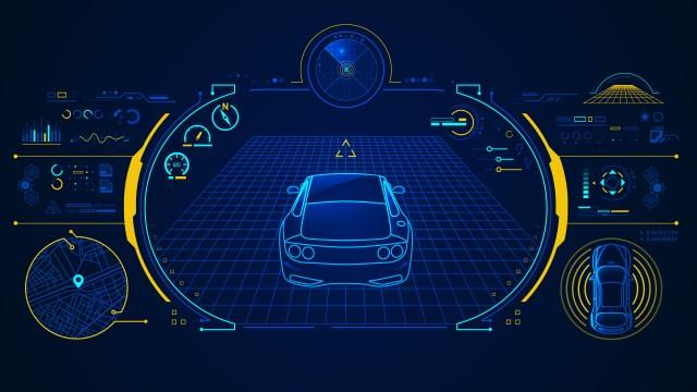 telematics, concept of smart car technology