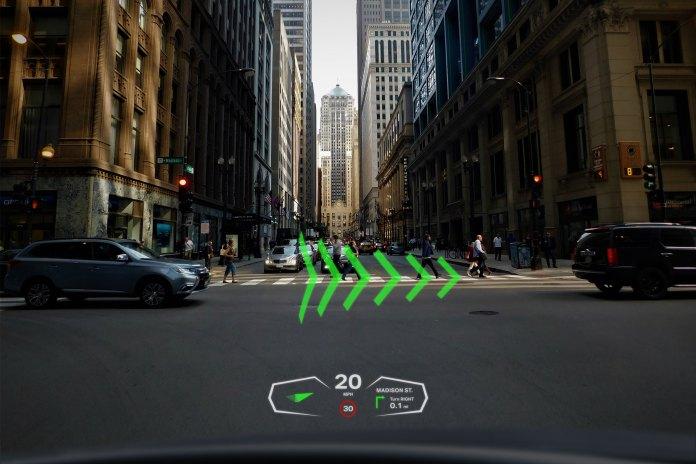 Envisics Navigation