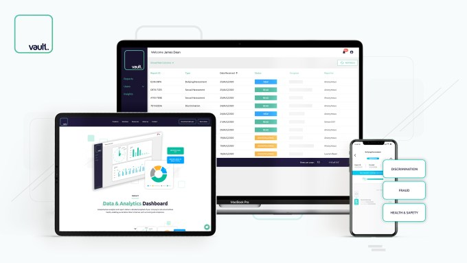 Vault Platform features an innovative employee app and a Resolution Hub for compliance HR risk and legal teams