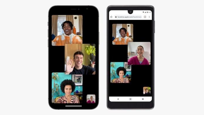 WWDC 2021 - Facetime Link