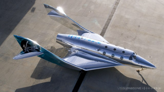 Virgin Galactic president Mike Moses on what's next for the company's  growing fleet | TechCrunch