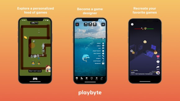 Playbyte's new app aims to become the 'TikTok for games' – TechCrunch