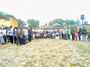 Group Photo Fb Start Accelerator Road show Port-Harcourt