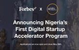 Forbes8 Launches Nigeria's First Digital Startup Accelerator Program