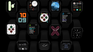 Apple Watch Series 5 Faces