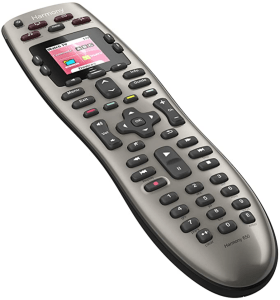 Logitech Harmony 650 Infrared All in One Universal Remote Control