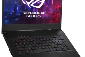 ROG Zephyrus M Thin and Portable