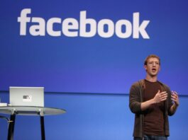 Facebook Founder, Mark Zuckerberg