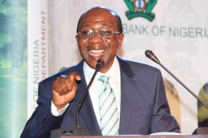 CBN Governor, Godwin Emeifele