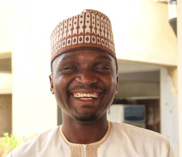 Muhammad Dahiru Lawal, PR Nigeria Reporter, Managing Editor, Arewa Agenda