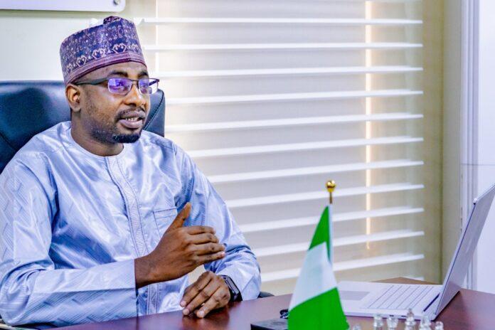 DG of NITDA, Kashifu Inuwa Abdullahi