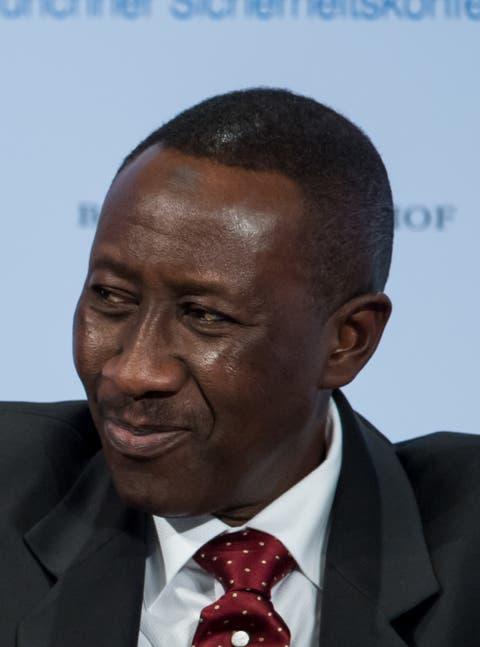 Maj. Gen. Babangana Monguno, National security Advicer