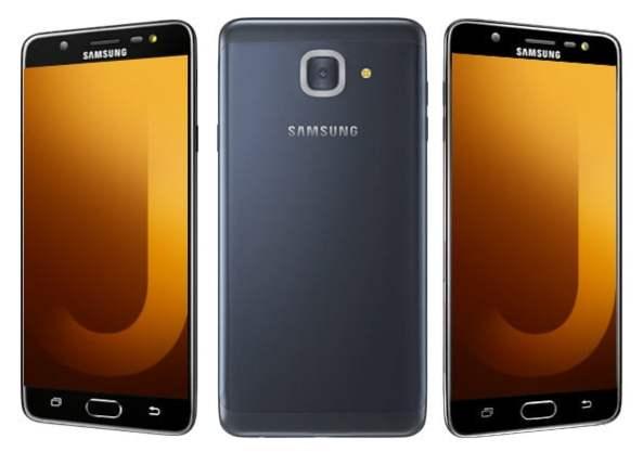 Samsung Galaxy J7 Max 2