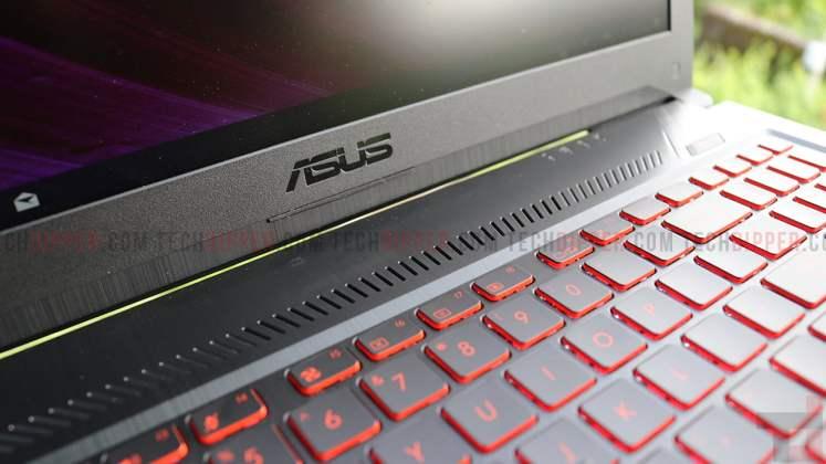 ASUS TUF Gaming FX504 Review