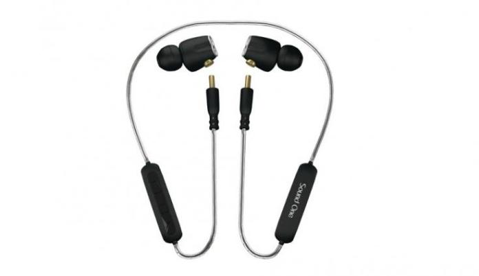 Detachable Bluetooth Earphones