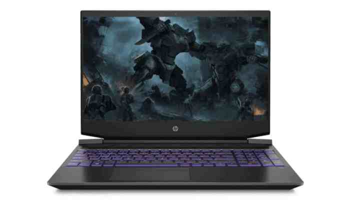 "HP Pavilion 15-EC - ""7 Best Laptops Under Rs 50,000 In India [Early 2020]"""