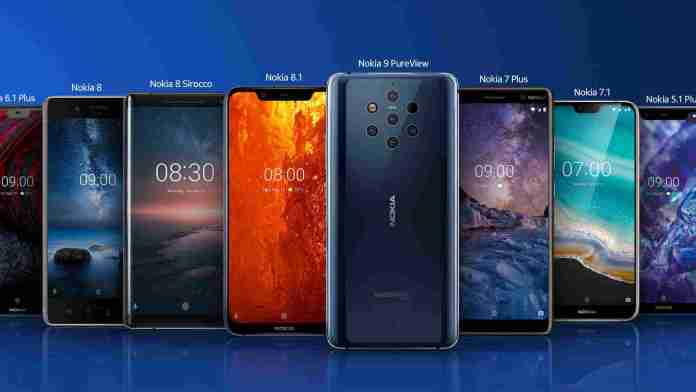 VoWiFi On Nokia Smartphones