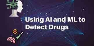 Detecting drugs using AI an ML