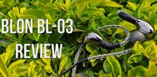 Blon BL-03 In-Earphone Review