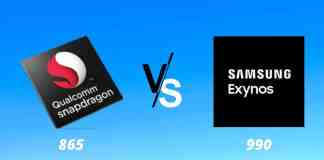 "Snapdragon 865 VS Exynos 990 - ""Snapdragon 865 Vs Exynos 990: Which One's Better?"""
