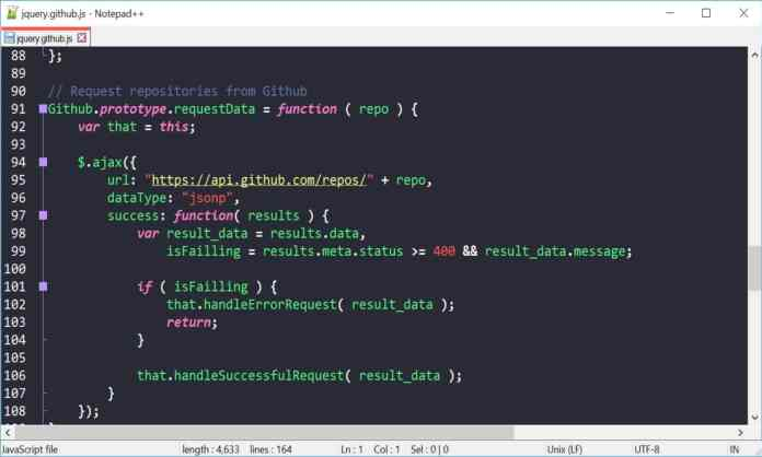 """Notepad++ """"Top-5 Free Best HTML Editors for Windows and Mac"""""""