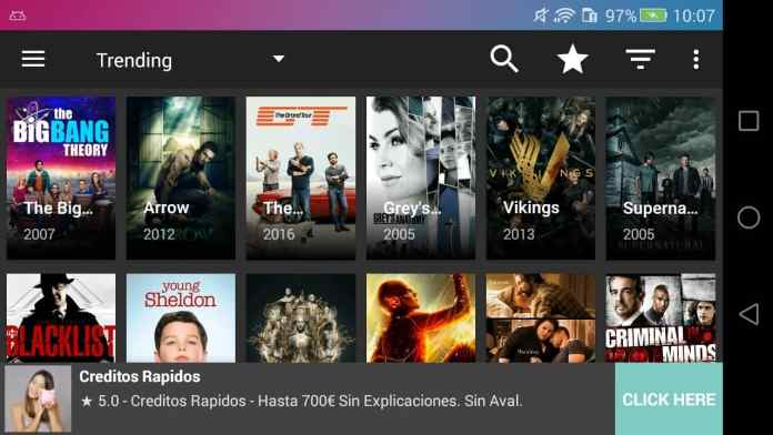 "Terrarium TV - ""8 Best Free Movie Streaming Apps for Android"""