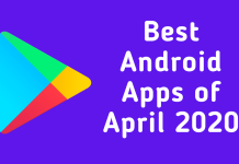 Top-10 Best Android Apps of April 2020