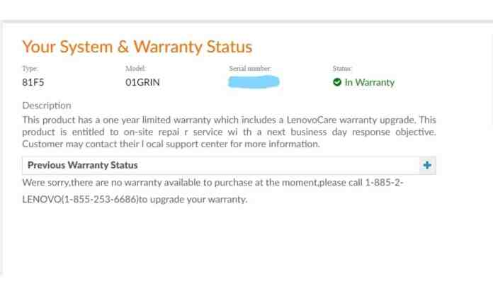 """Warranty Lookup - """"7 Things You Must Do With a Brand New Laptop"""""""