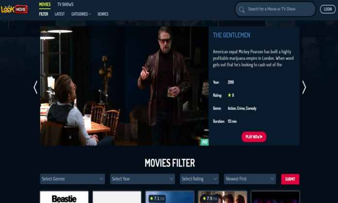 "Lookmovie - ""10 Best Free Movie Streaming Sites No Sign up Required"""