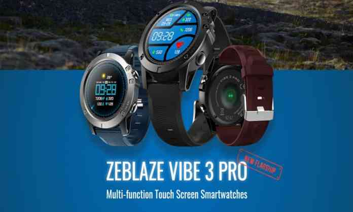 """Vibe 3 Pro - """"Best Smartwatches Under Rs 3000"""""""