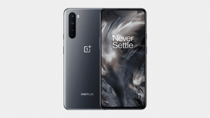 OnePlus NORD Front
