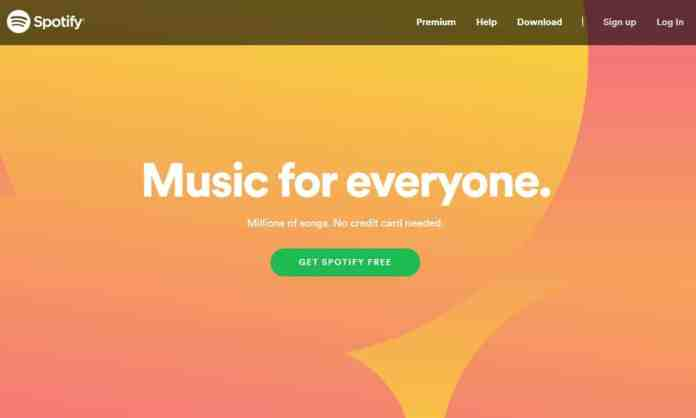 "Spotify Homepage - ""How to change spotify username"""