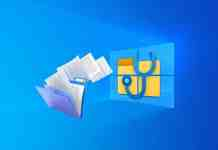 Windows File Recovery tool