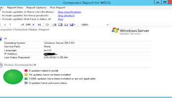 Windows 2016 Servers does not show up on WSUS console