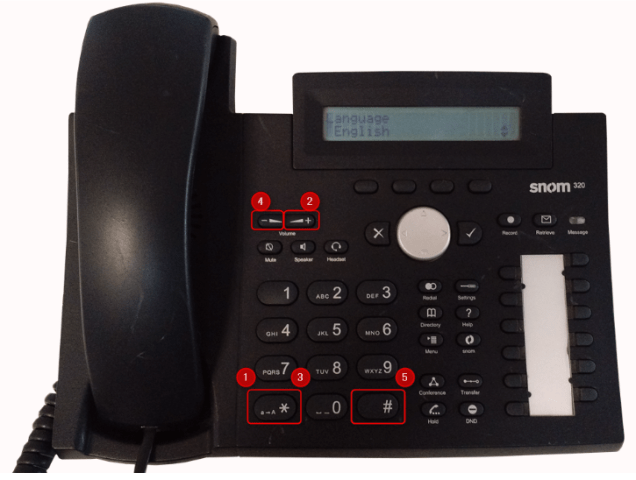 How to Reset a Snom Phone - Learn-IT [Solve IT]