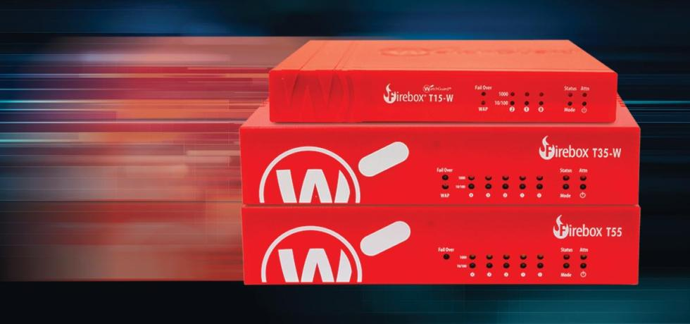 Watchguard Firewall 180504 100511
