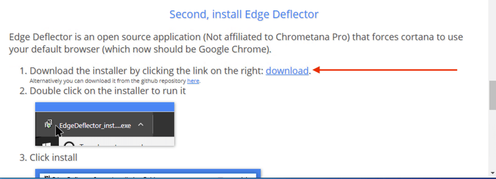 How To Make Cortana Use To Your Default Web Browser Such As Google Chrome Learn Solve It