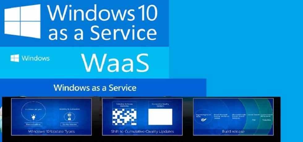 Windows10 as a Service Waas