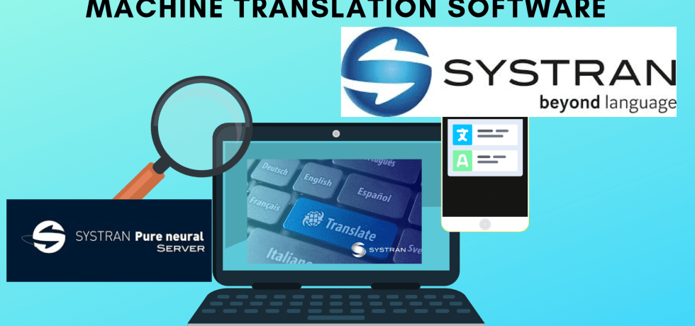Machine translation software min