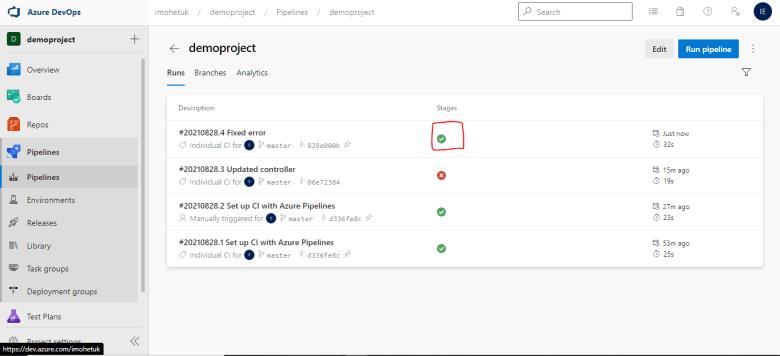 Fixed-error-succeeded