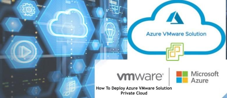 Azure-VMware-Solution-Private-Cloud