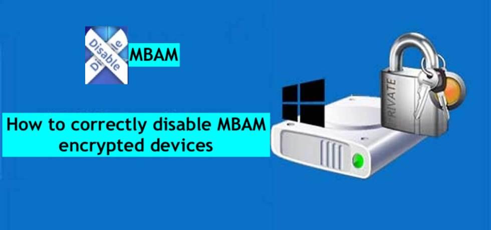 Disable-BitLocker